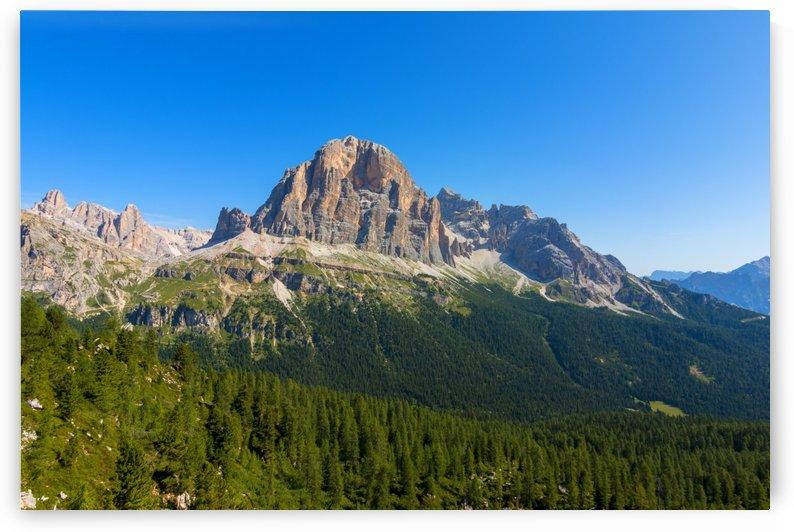Dolomiti by Pietro Ebner