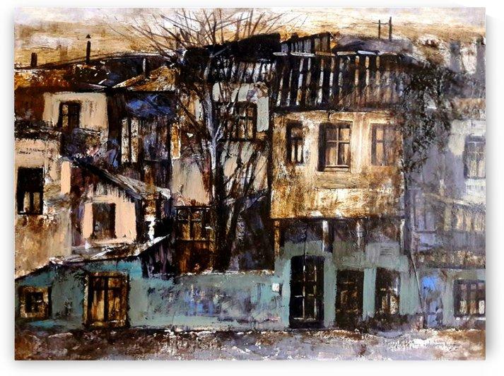 Old Town 1 by Zurab Gikashvili