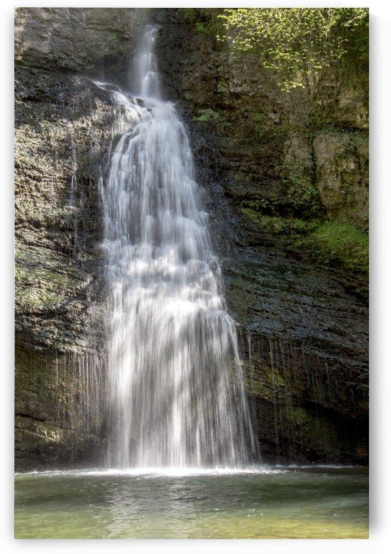 Fermona waterfall by Pietro Ebner