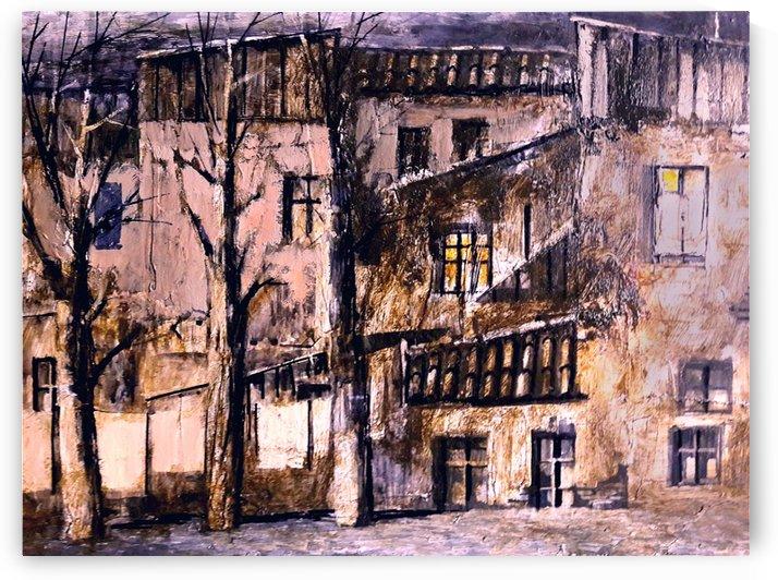 Old Town 2 by Zurab Gikashvili
