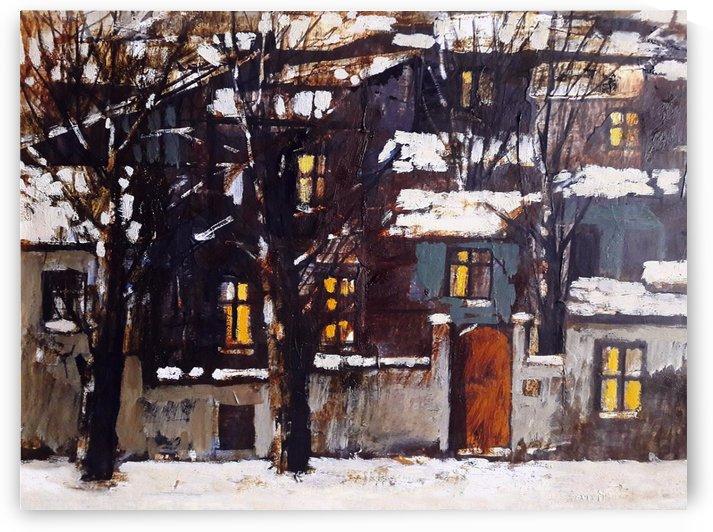 Old Town 7 by Zurab Gikashvili