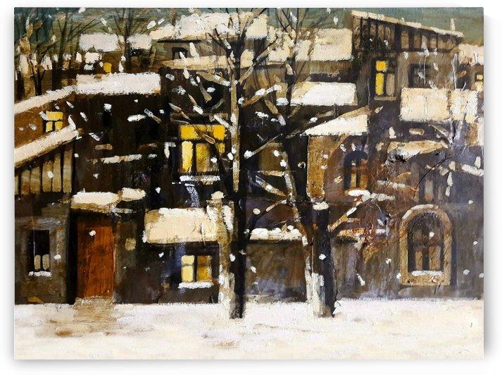 Old Town 6 by Zurab Gikashvili