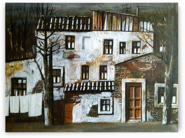 Old Town 10 by Zurab Gikashvili