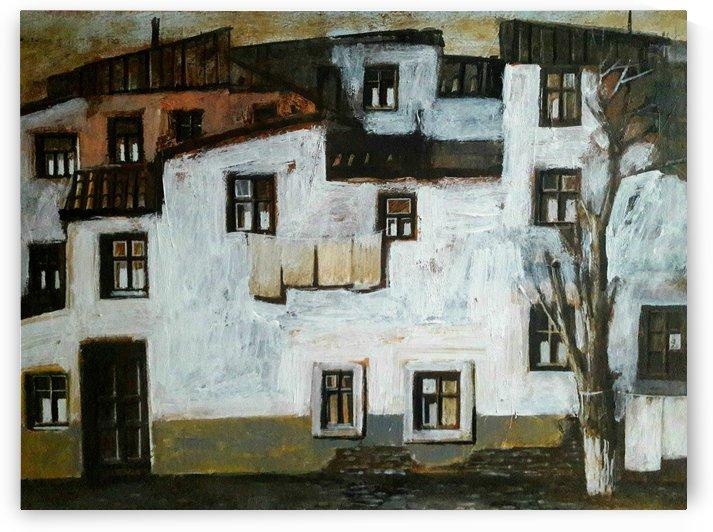 Old Town 9 by Zurab Gikashvili