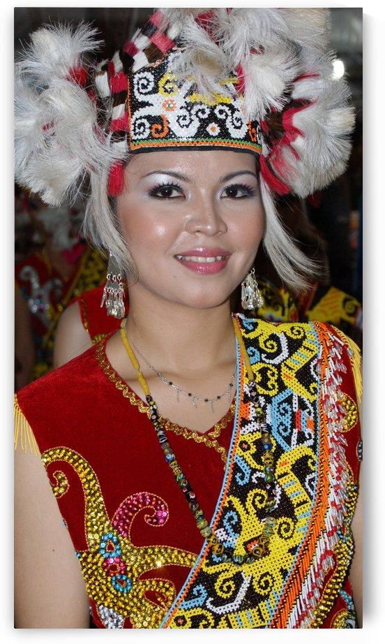 Orang Ulu Beauty by ALI MOHAMAD