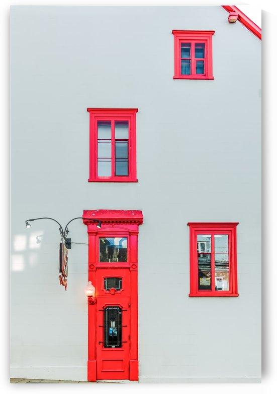 Door and windows by Lrenz
