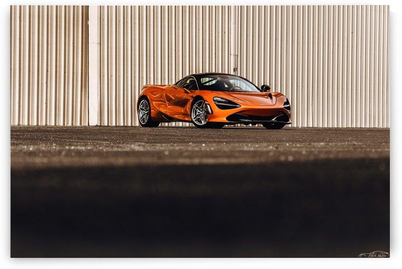 Sunrise Orange 720s by Trevor Spiker