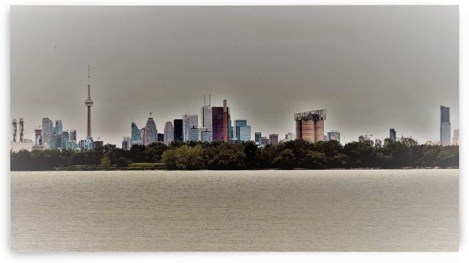 Toronto in It's Iconic style...! by Hammad