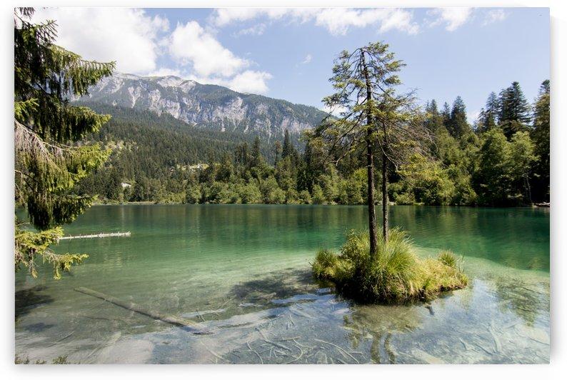 Lake of Cresta by Pietro Ebner