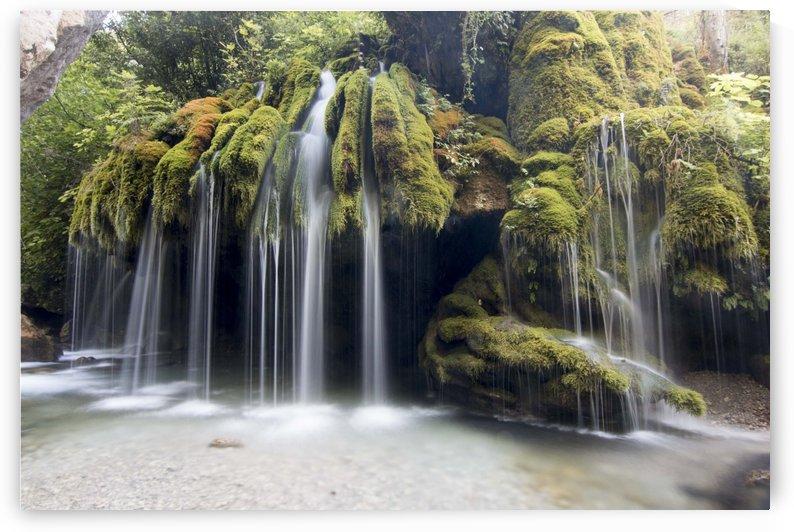 Capelli di Venere waterfalls by Pietro Ebner