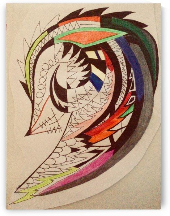 Warrior Wings by Essicah Aloe