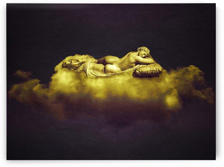 Goddes Dreams Fantasy Artwork by Daniel Ferreia Leites Ciccarino