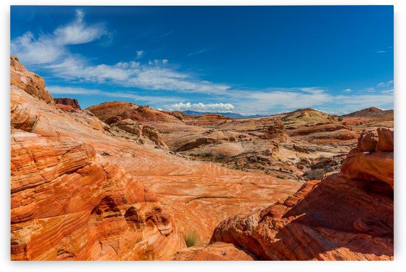 Red Rock Canyon Las Vegas by Noah E Geist