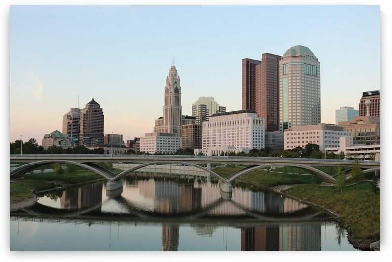 Columbus Ohio by Noah E Geist