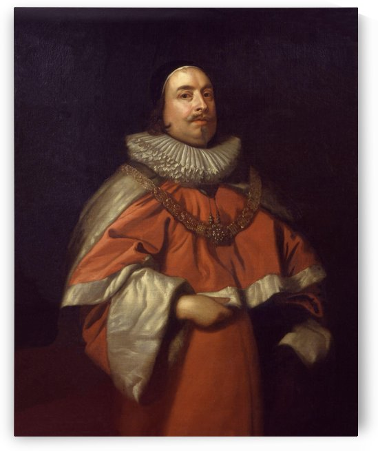 Edward Littleton, Baron Littleton by Anthony van Dyck
