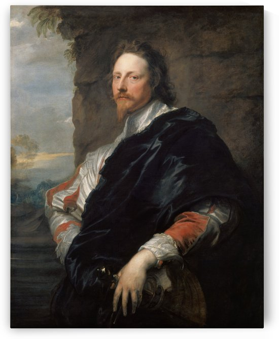Nicolas Lanier by Anthony van Dyck