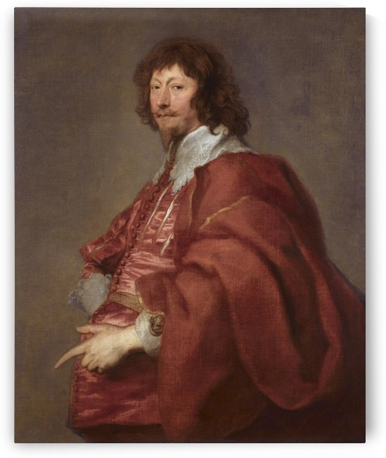 Endymion Porter by Anthony van Dyck
