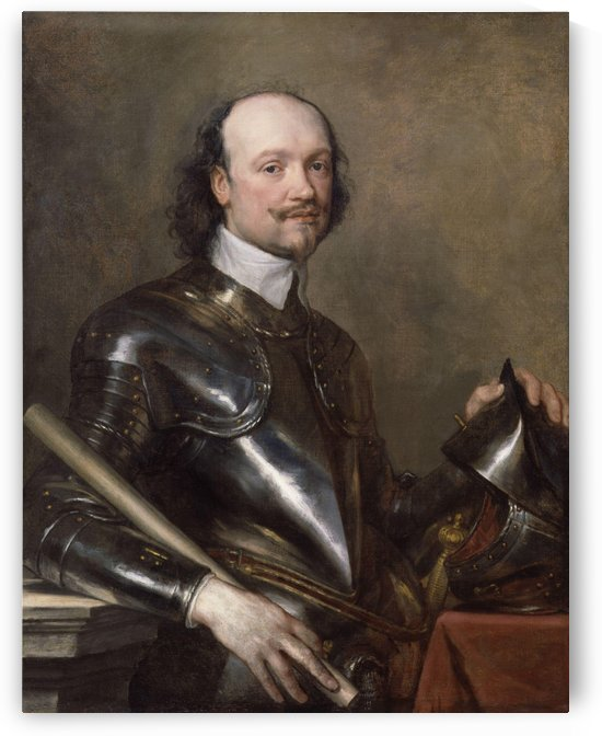 Sir Kenelm Digby by Anthony van Dyck