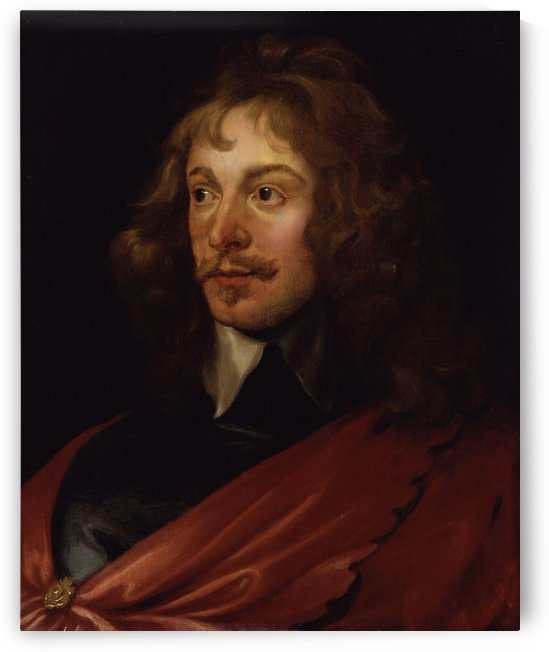 Sir John Suckling by Anthony van Dyck