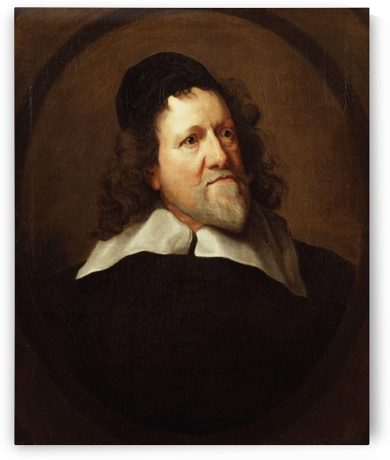Inigo Jones by Anthony van Dyck