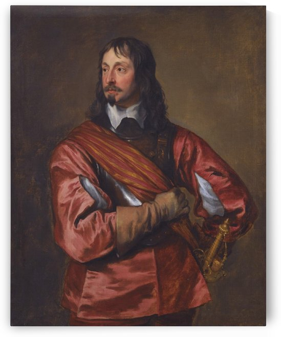 Johnmennes by Anthony van Dyck