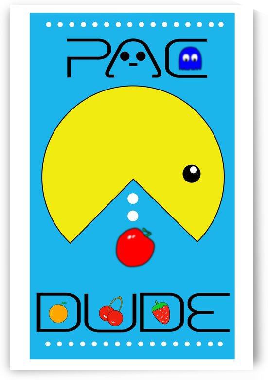 Pac Dude by Vincenzo Ferretti