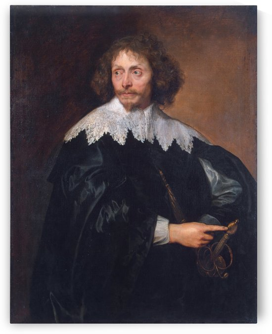 Thomas Chaloner by Anthony van Dyck