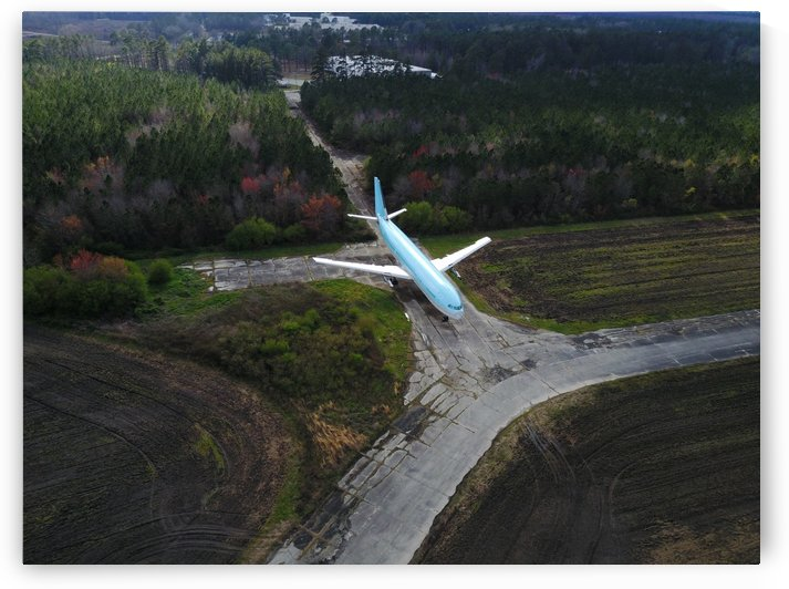 Abandoned Plane by RNK ALL DAY