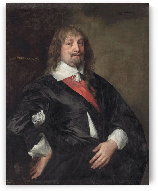 Robert Howard by Anthony van Dyck