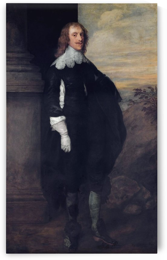 James Hay, 2nd Earl of Carlisle by Anthony van Dyck