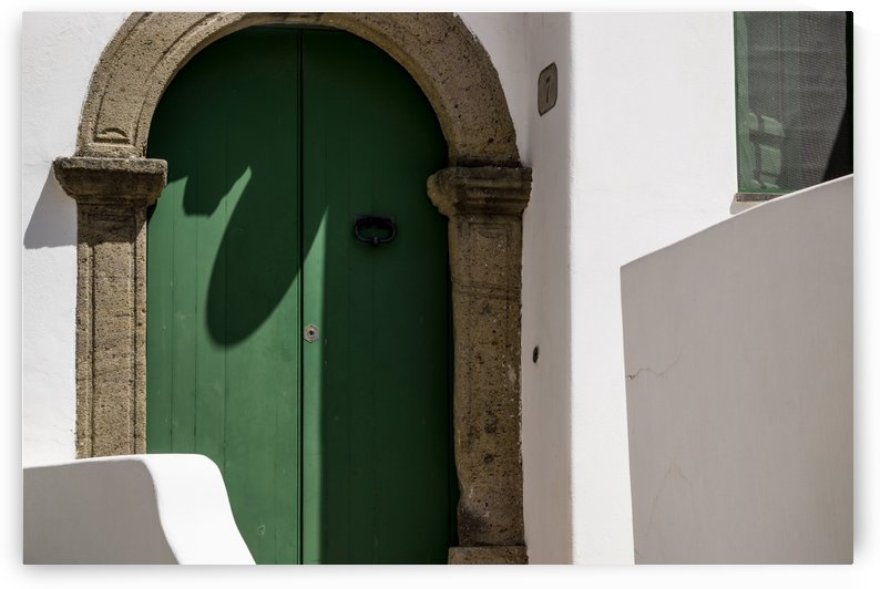 Green Door by Massimo Russo
