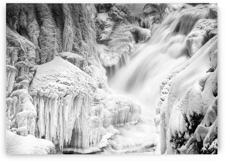 Cascade by Carole Ledoux Photography