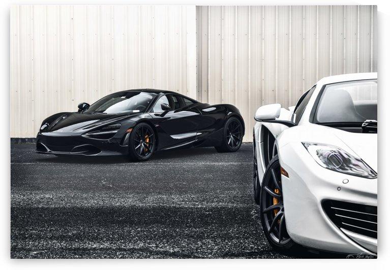 McLaren Club by Trevor Spiker