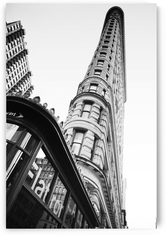 Flatiron Building in NYC by Kaye