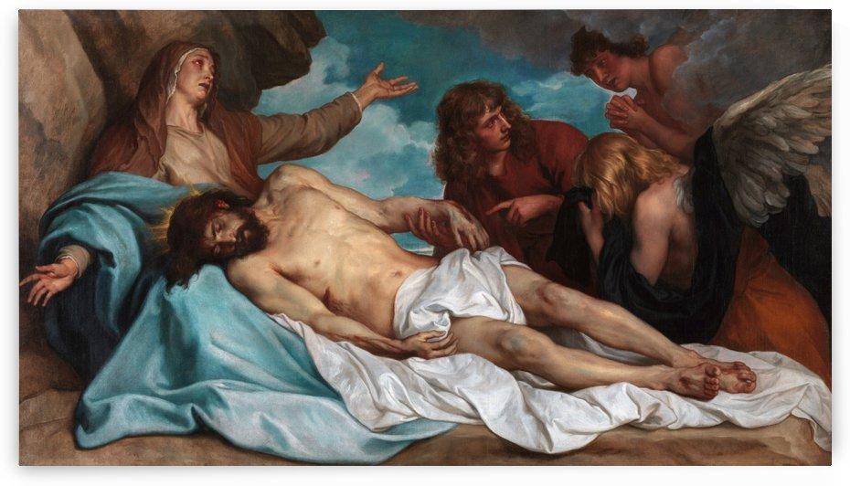 Bewening van Christus by Anthony van Dyck