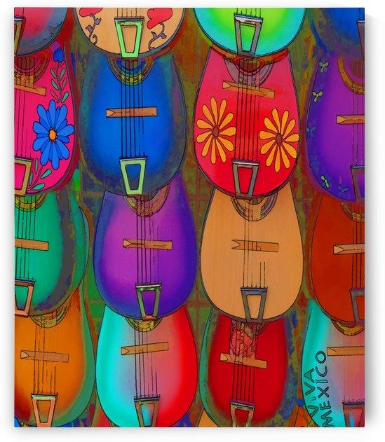 Guitar by MIRIAM
