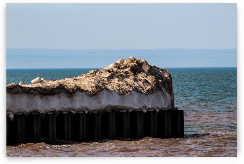 Melting Pier by Morgan Ann Photography