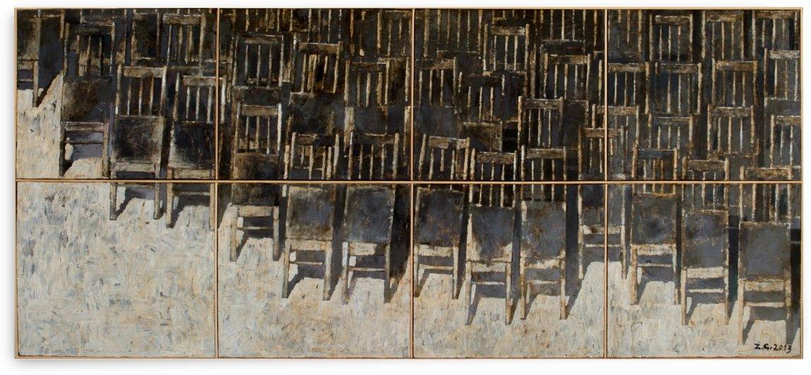 The Chairs  by Zurab Gikashvili