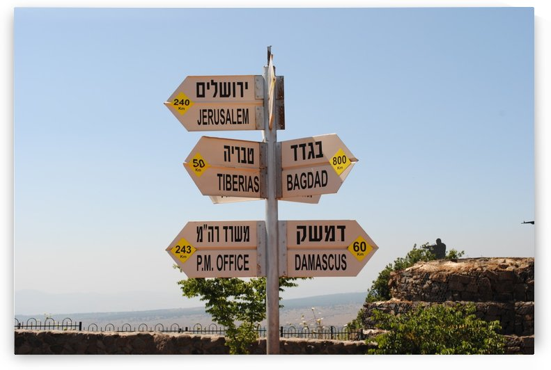Israel Crossroads by Fearless Leaders Concepts