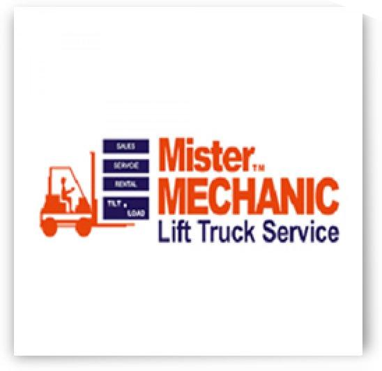 Mister Mechanic logo by Mister Mechanic