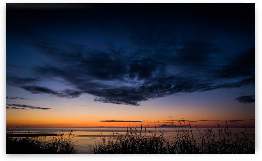 Blue Cloud - Nuage Bleu by Carole Ledoux Photography