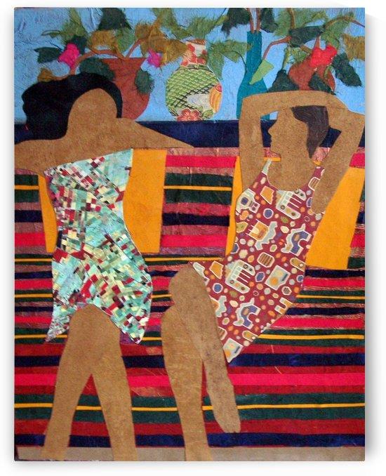 Girltalk by DONNA REIBSLAGER