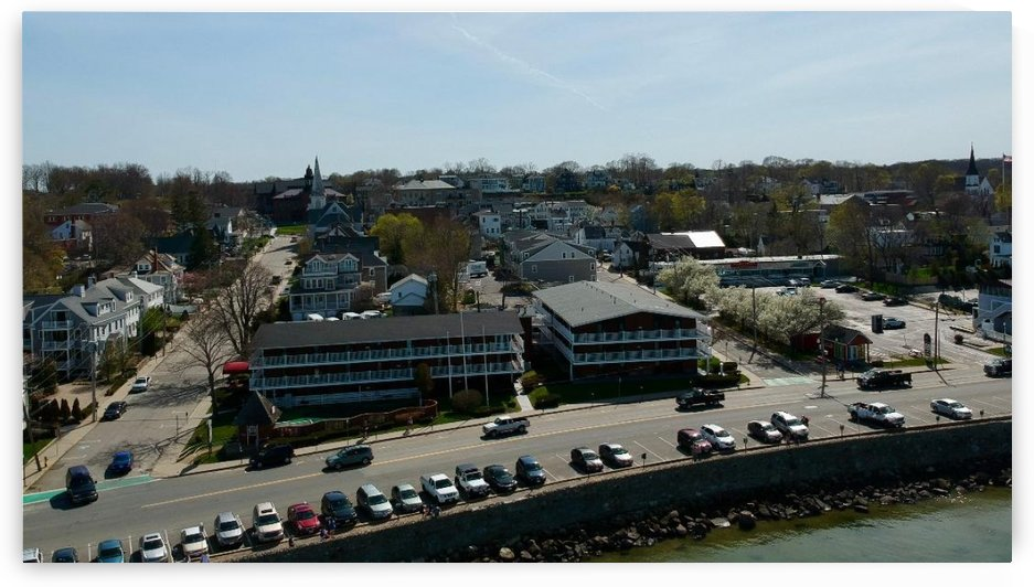 Governor Bradford Hotel Plymouth MA -  DW7 by Drone WorX - Boston