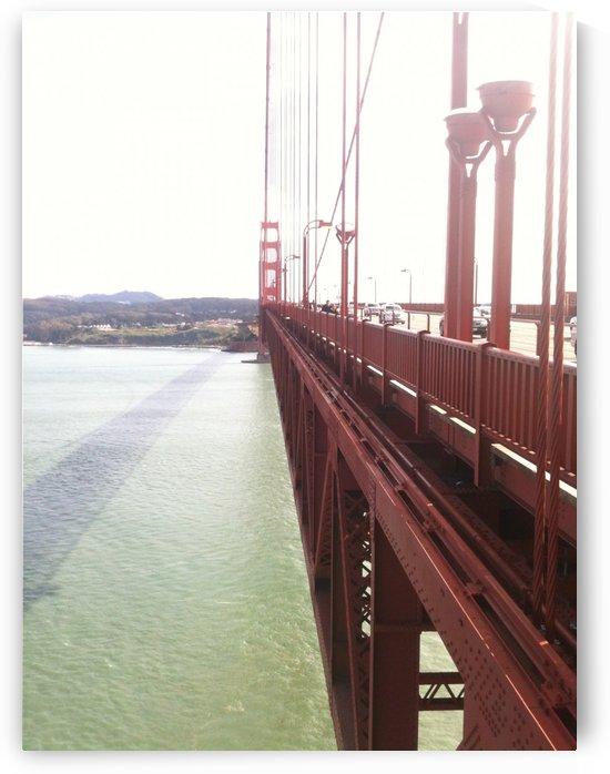 Golden Gate Bridge  by Ashden