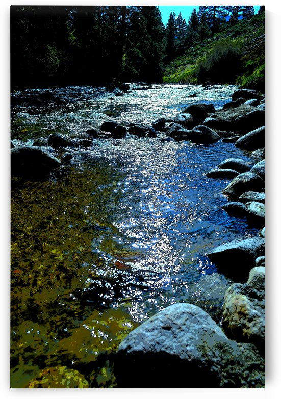Buckeye Creek by Rosalva Aguilar