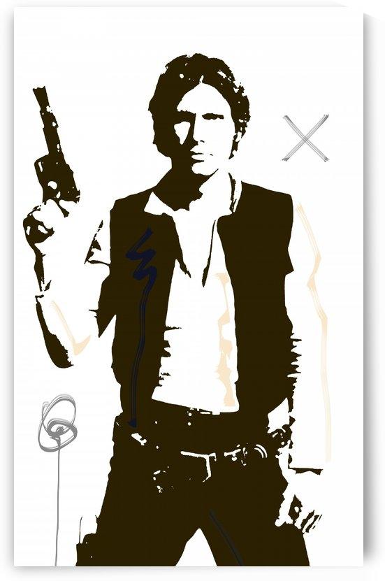 Han Solo by GABA