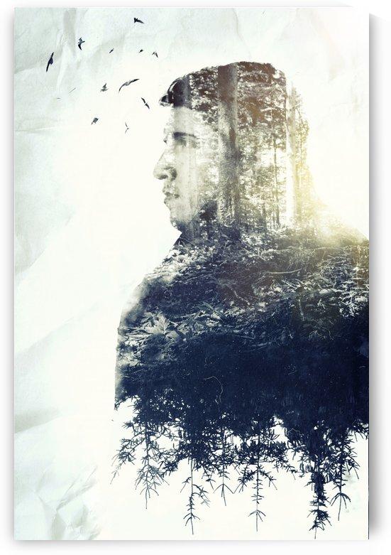 Love nature by Besa Art