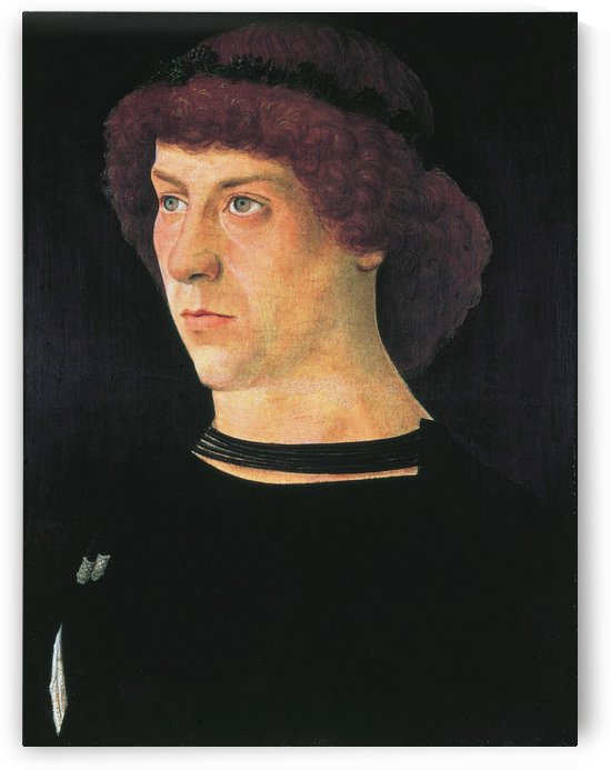 Portrait of Joerg Fugger by Giovanni Bellini