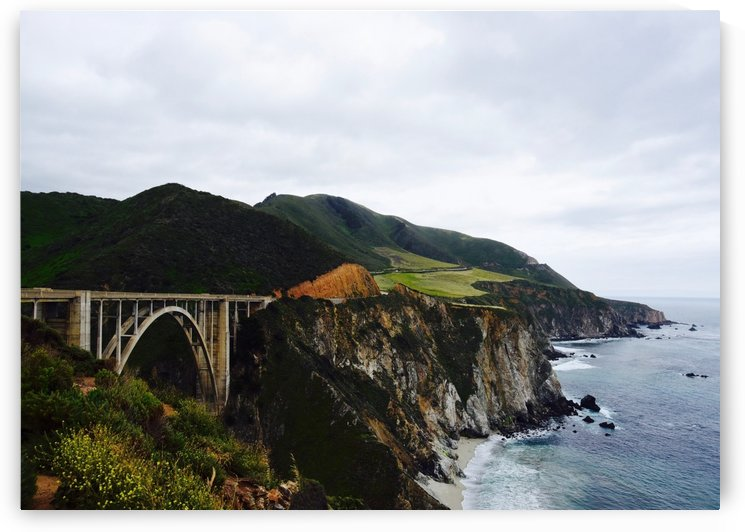 Bixby Bridge by Robin Buckley