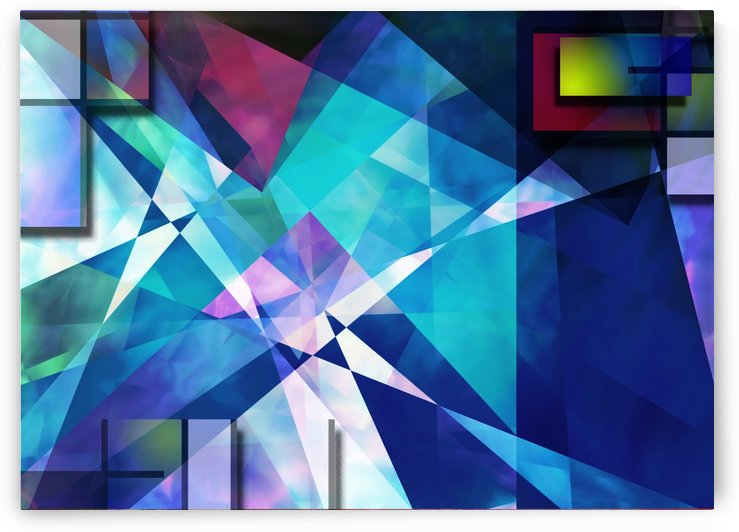 Angular Abstract by Bruce Rolff